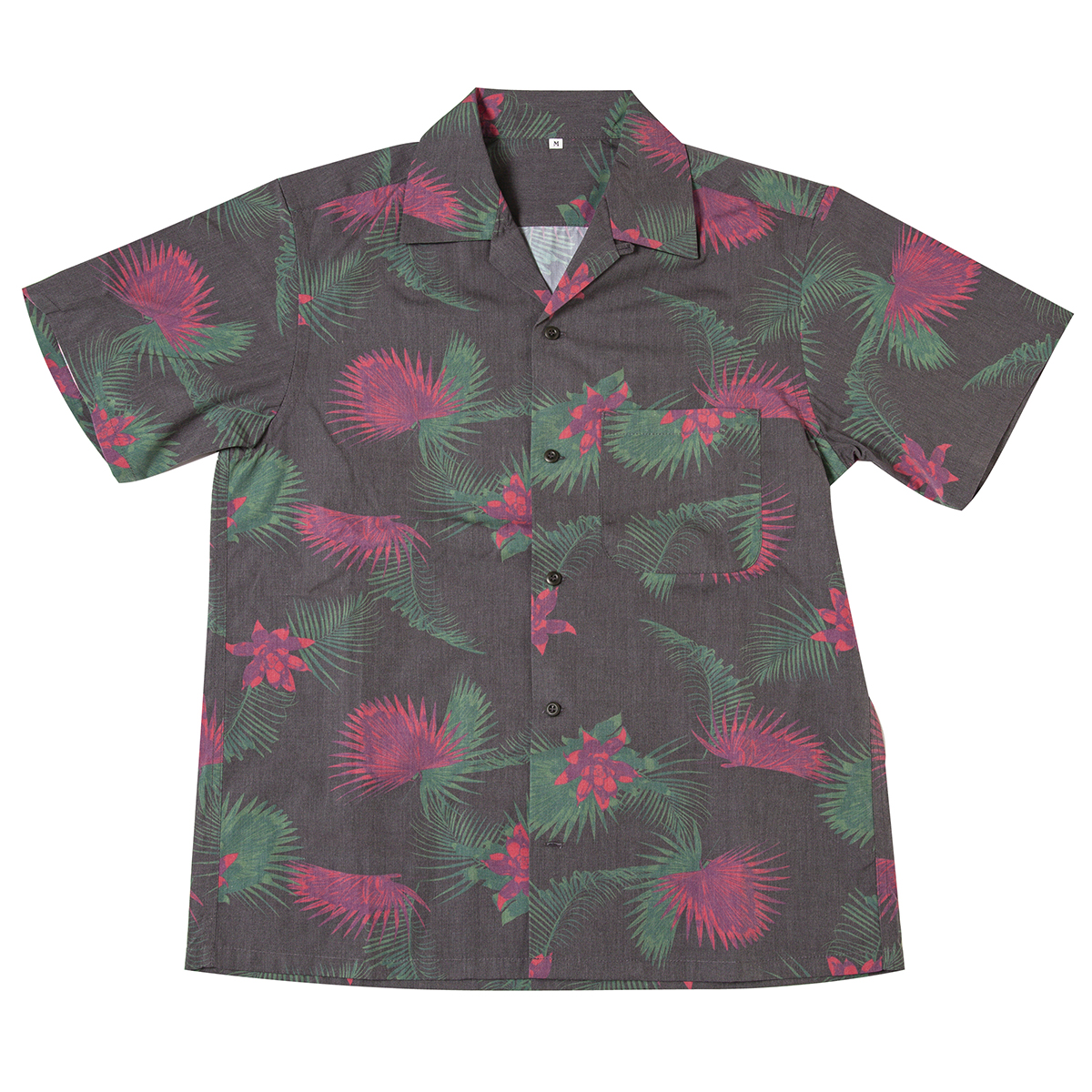 FEELGOOD SHIRT フィールグッドシャツ Number : s20-so-15 Fabric :Polyester 65% Cotton 35% Size : XS, S, M, L, XL Color:Black × Print Price : ¥12,800