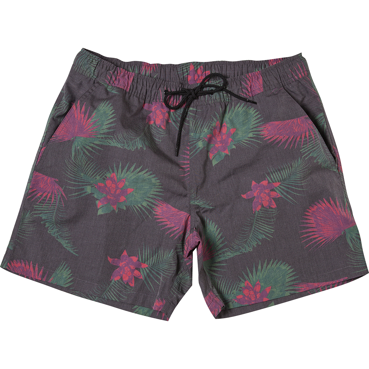 FEELGOOD SHORT フィールグッドショーツ Number : s20-so-16 Fabric :Polyester 65% Cotton 35% Size : XS, S, M, L, XL Color:Black × Print Price : ¥11,800
